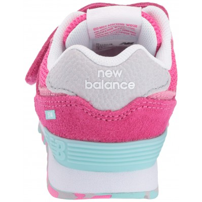 new balance bambini pink