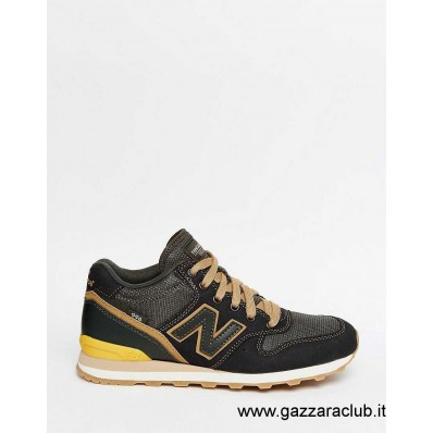 new balance gialle donna
