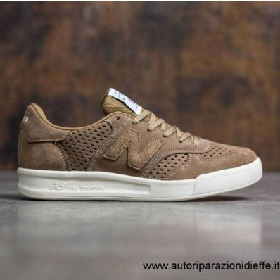 new balance uomo brown