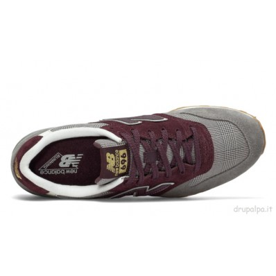 scarpe donna new balance bordeaux
