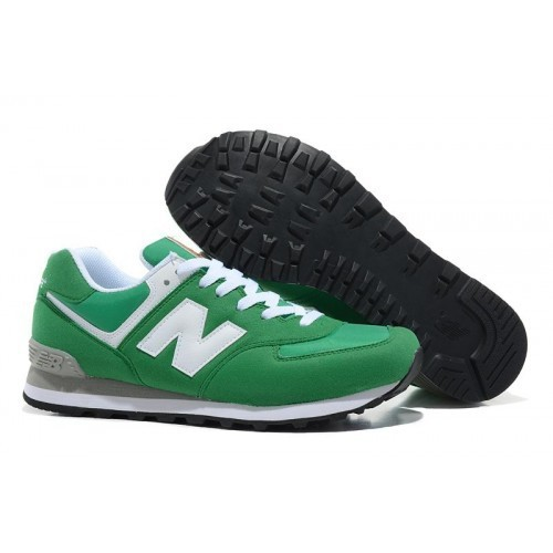 new balance verde uomo