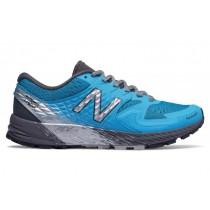 new balance grigio blu
